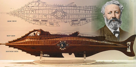 El Nautilus de Verne