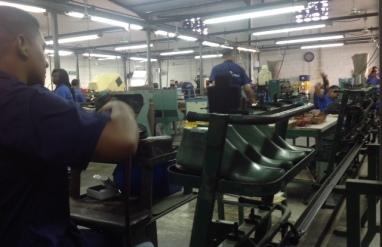 El sector industrial trabaja con propuestas a futuro.