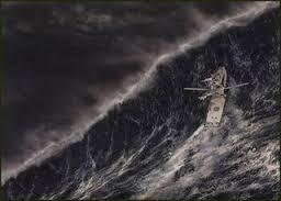 Las tormentas pueden generar crisis en las organizaciones.