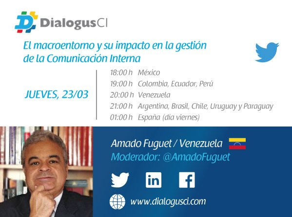 Debate Dialogus CI Macroentorno